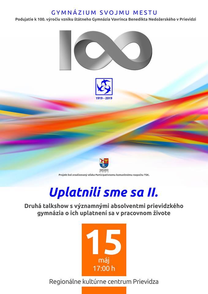 ad9146da04bb Gymnázium V. B. Nedožerského Prievidza